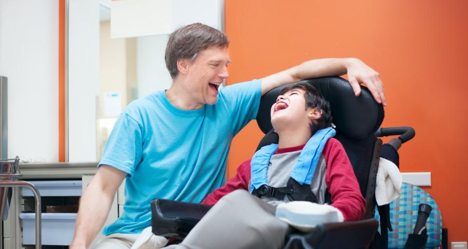 Niepełnosprawne dzieci też będą mogły mieć rehabilitację bez limitu