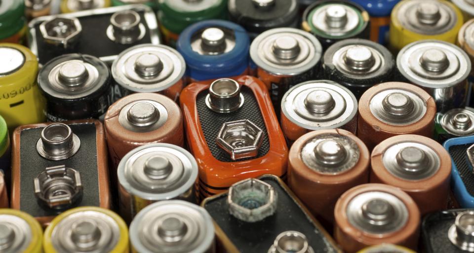 Gminy nie zbierają zużytych baterii