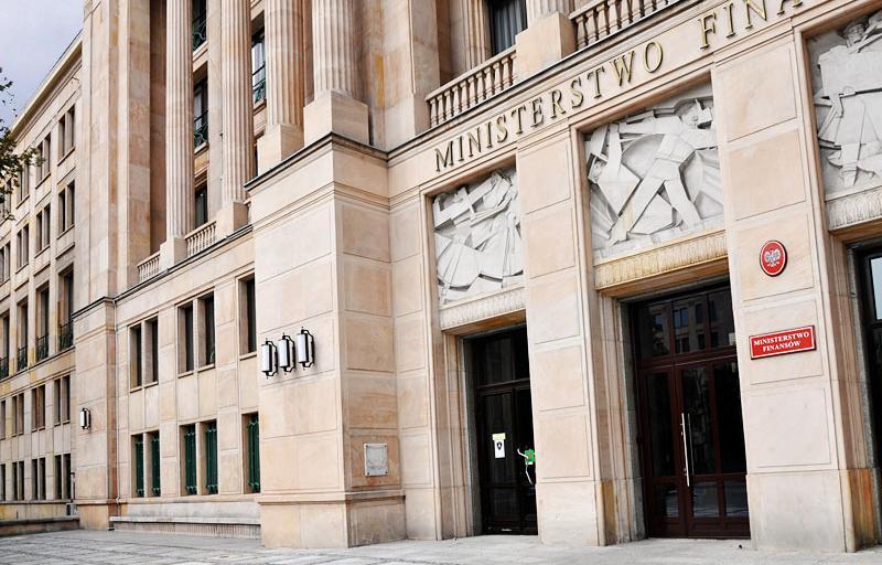 MF informuje o sposobie dystrybucji niektórych podatków dla JST