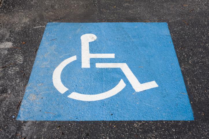Samochód dla niepełnosprawnego bez PCC