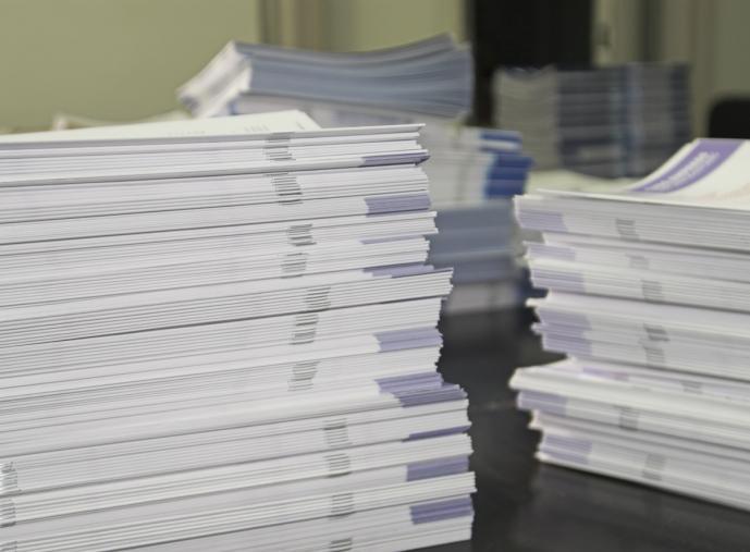 Elektroniczne deklaracje na podatek od środków transportowych mają tekst jednolity