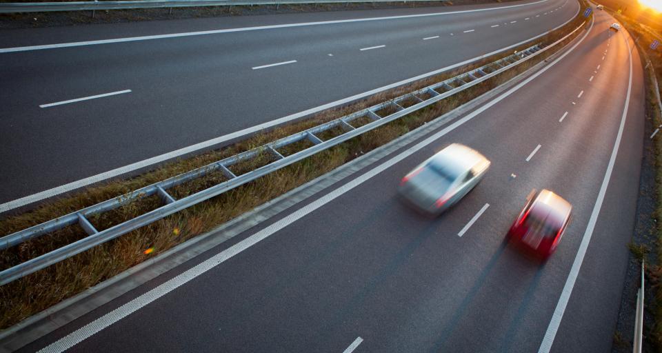 Projekt PO - mandaty za prędkość do 2,2 tys. zł