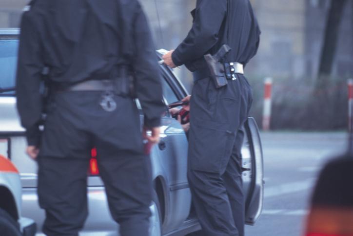 Białystok: policjant prawomocnie skazany za podrzucenie narkotyków