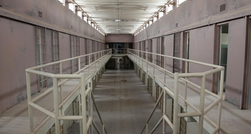 Areszty i zakłady karne nieprzystosowane dla niepełnosprawnych