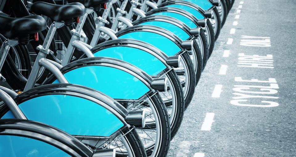Ruszył większy i nowocześniejszy system Poznańskiego Roweru Miejskiego