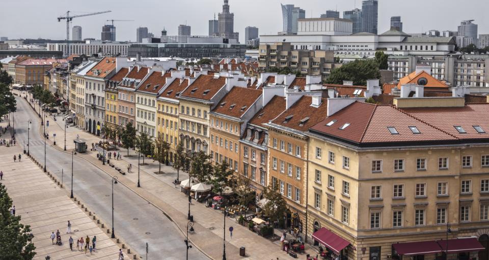 Miasto liczy na ponad miliard złotych dofinansowania na projekty rewitalizacyjne