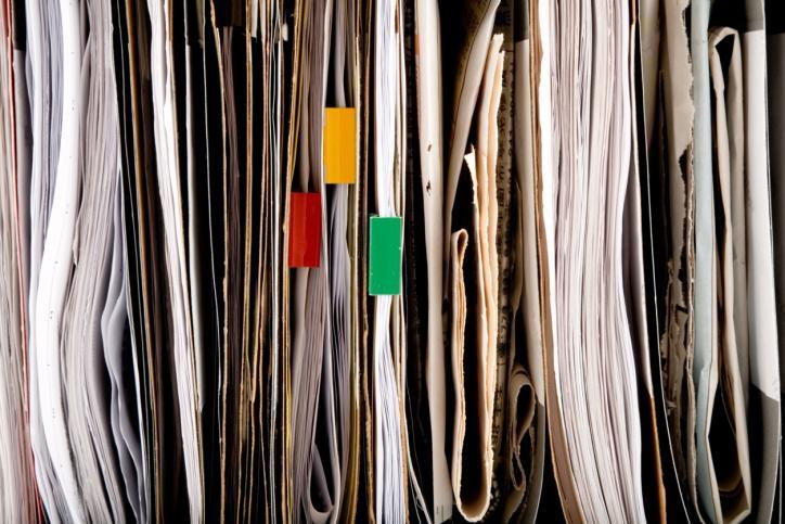 Doręczanie decyzji w sprawie oznacza dopuszczenie organizacji do postępowania
