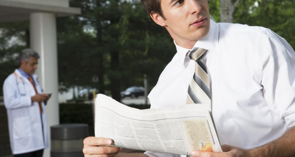 Niedopuszczalne jest łączenie funkcji biuletynu samorządu i niezależnej prasy