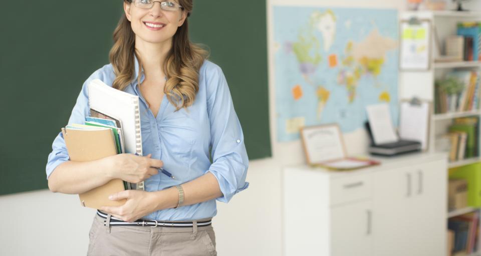 Awans zawodowy na stopień nauczyciela mianowanego