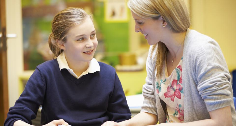 Asystent nauczyciela niezastąpioną pomocą w klasach międzykulturowych