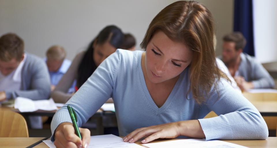 Na maturze egzamin z języka włoskiego