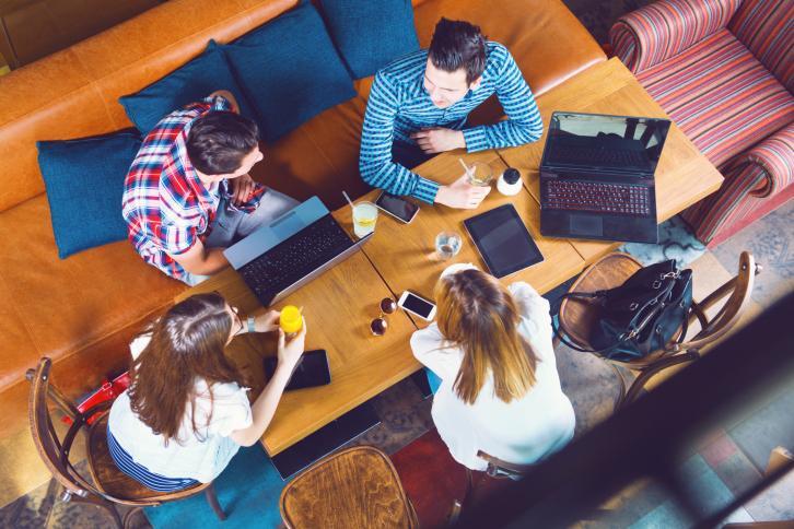 Studenci ważną grupą społeczną dla instytucji finansowych