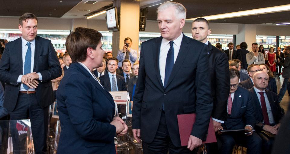 J.Gowin: polskie uczelnie będą wzorować się na najlepszych uczelniach świata