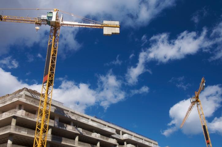 Spadła liczba pozwoleń na budowę mieszkań