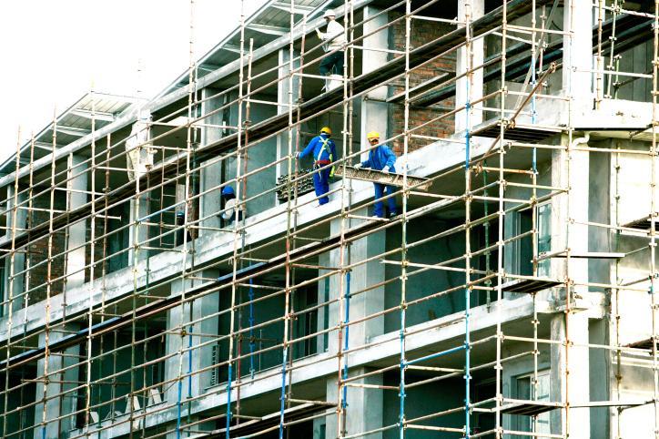 Wolno obniża się liczba mieszkań przedkryzysowych na rynku pierwotnym