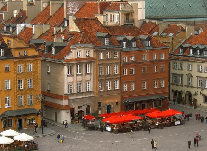 Toruńska Starówka odnowiona