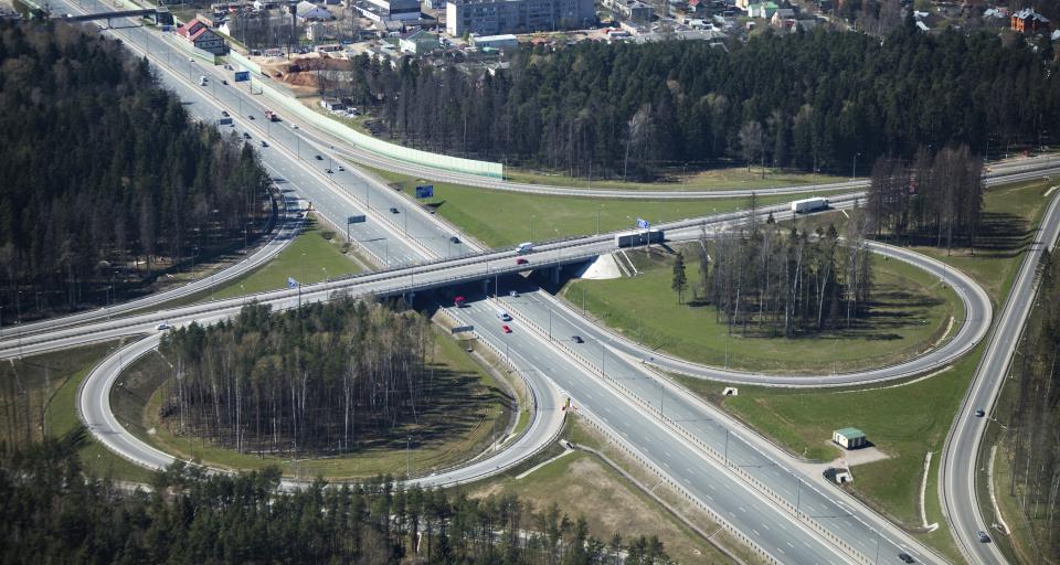 Otwarcie węzła drogowego w Rzeszowie