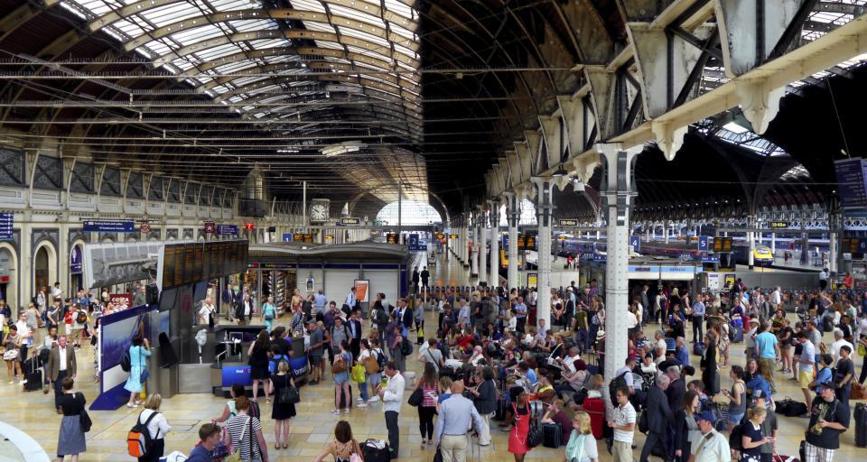 W poniedziałek ruszą pierwsze prace remontowe Dworca Centralnego