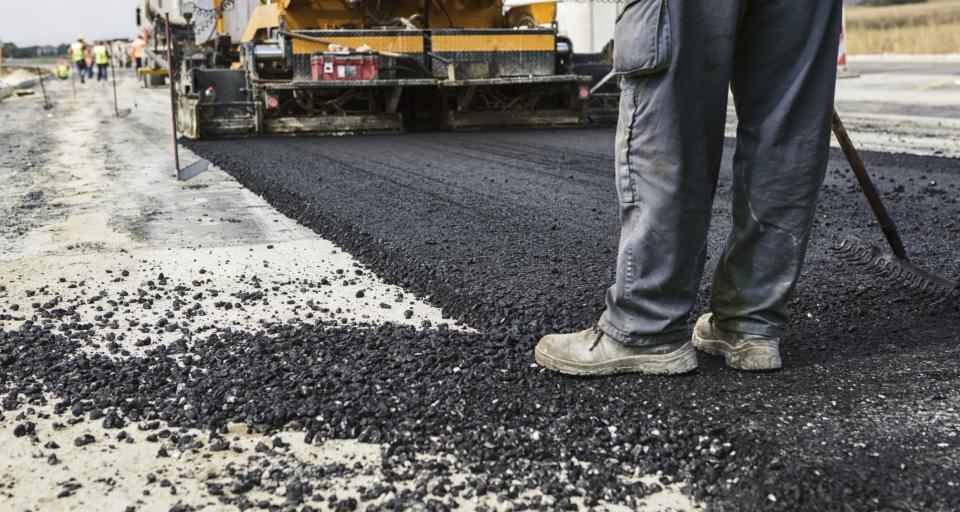 Mazowieckie: dodatkowe projekty dotyczące przebudowy dróg lokalnych