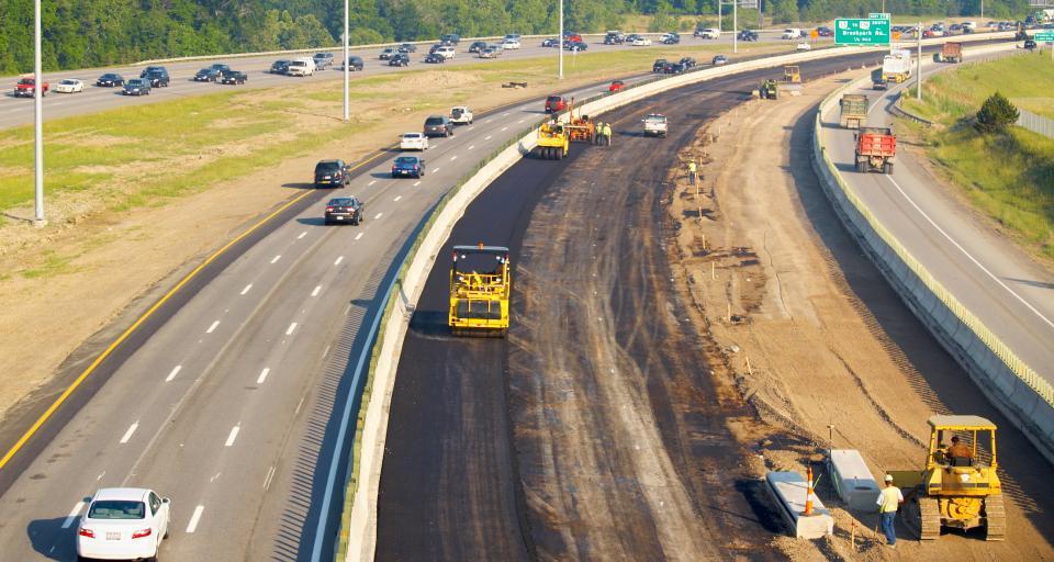 GDDKiA ogłosiła przetargi na budowę ponad 120 km dróg krajowych