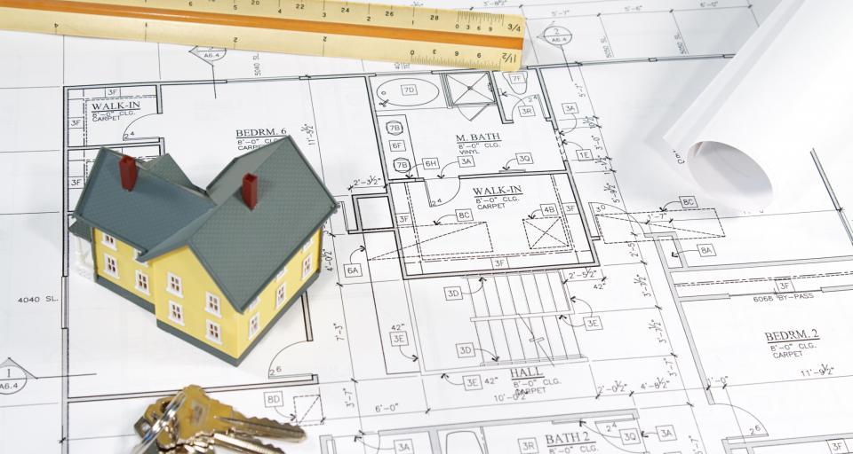 Usytuowanie projektowanego budynku jest uzależnione od analizy stanu faktycznego