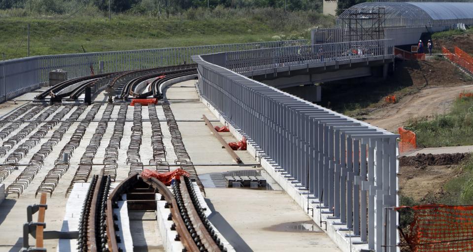 Zakończenie modernizacji linii kolejowej do gdańskiego portu w sierpniu
