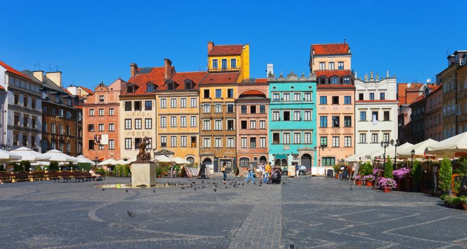 Warszawa: od soboty ruszają architektoniczne spacery