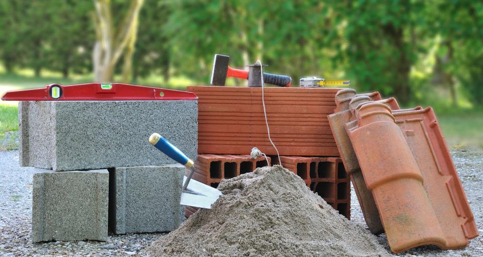 Materiały stanowią ok. 50 proc. kosztów budowy domu