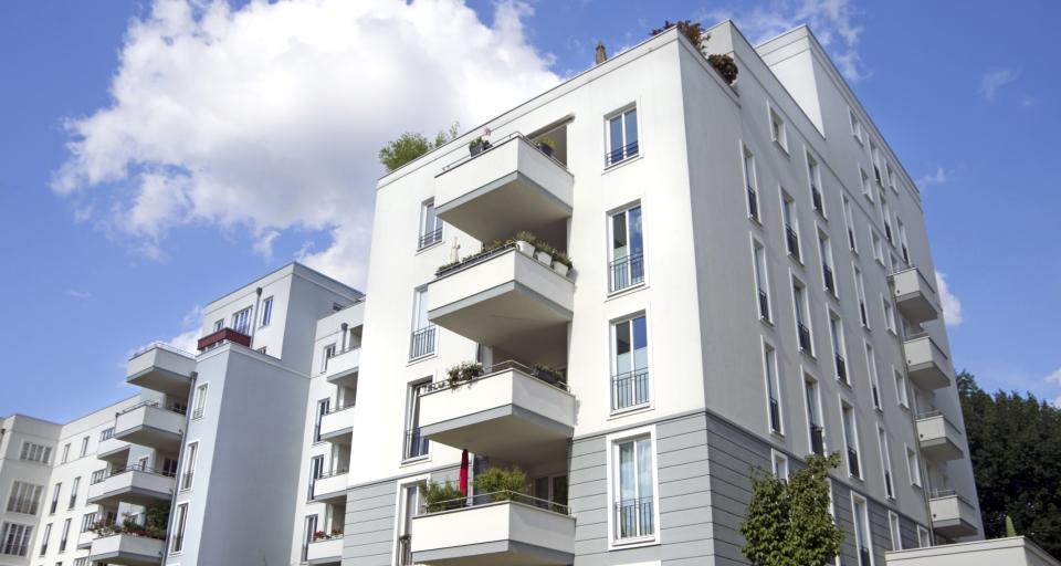 GUS: od stycznia do listopada wzrosła liczba oddanych mieszkań