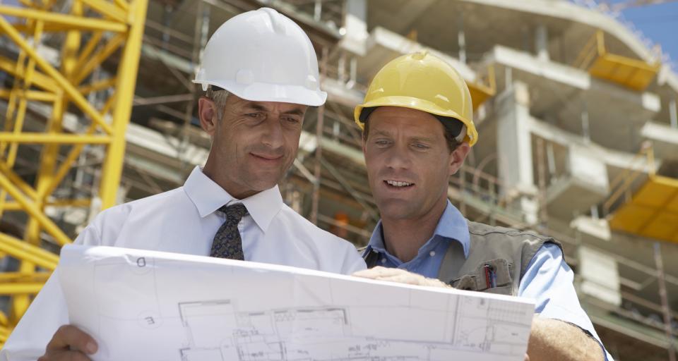 Oceny sytuacji w budownictwie nieco słabsze niż przed miesiącem