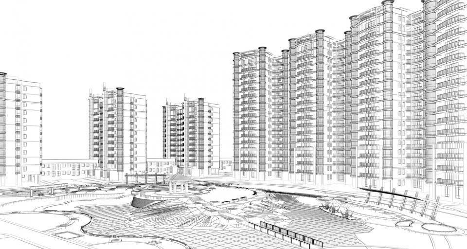 Radom: powstaje nowe osiedle z 1,8 tys. mieszkań