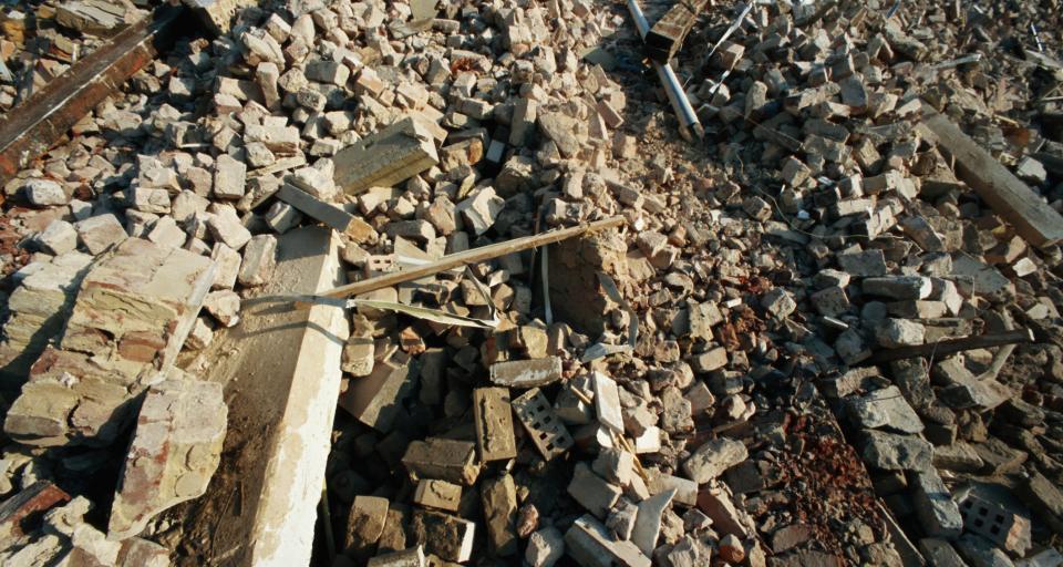 Poznań: zakończyła się rozbiórka kamienicy na Dębcu