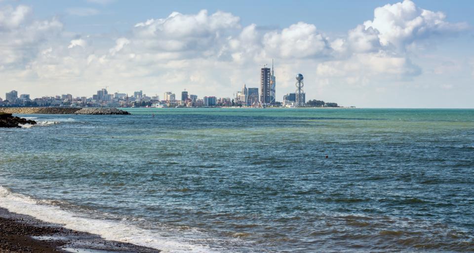 Solanka do morza