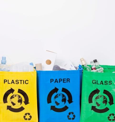 Ludzie chętniej segregują śmieci w estetycznym otoczeniu