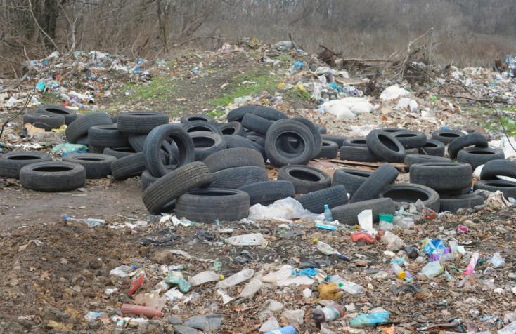 Spalanie odpadów nie tylko w specjalnych instalacjach