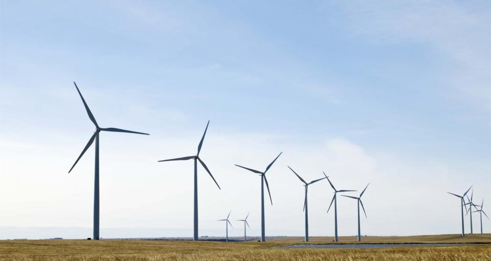 Trzecia największa farma wiatrowa w Polsce rozpoczęła pracę