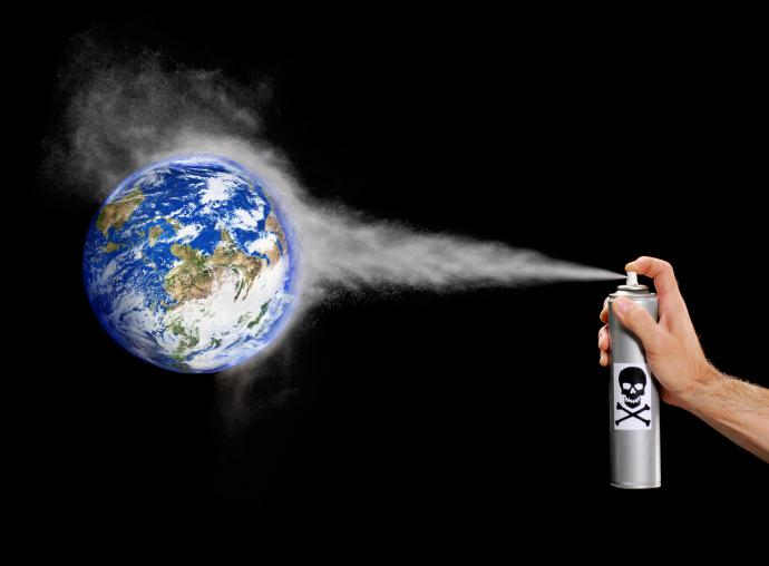 ONZ ostrzega przed rosnącą emisją podtlenku azotu na świecie
