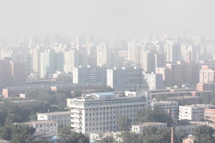 Uliczne grille ofiarą walki z zanieczyszczeniem powietrza w Chinach