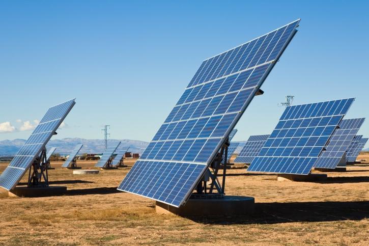 Portugalczycy wybudowali na Ukrainie farmę słoneczną o mocy 8 MW