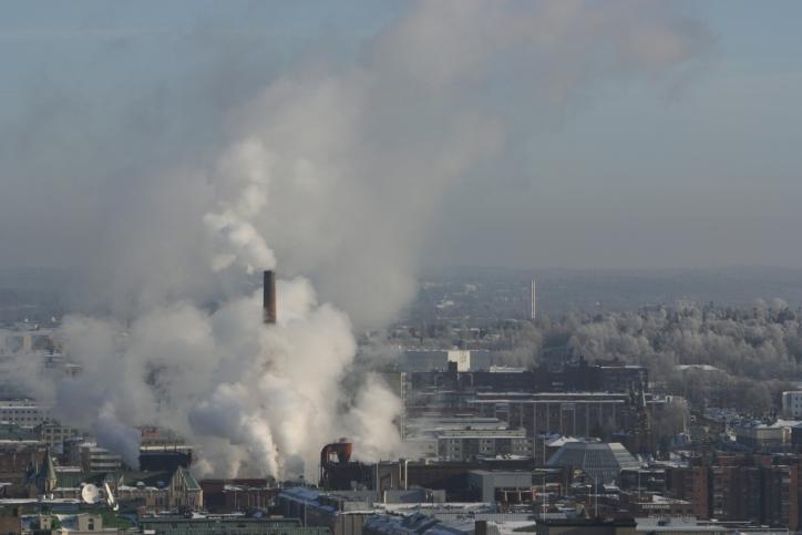 Za pomocą dronów można kontrolować czystość powietrza