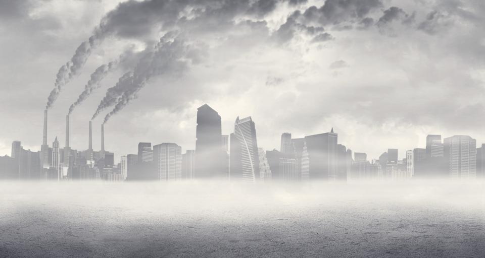 Eksperci: to nie Europa Środkowa ma problem z emisją gazów cieplarnianych
