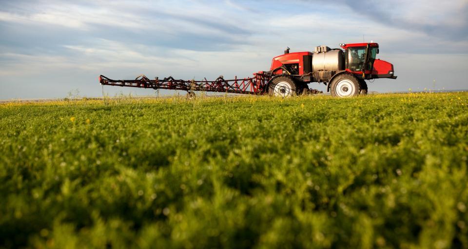 Polski wynalazek zmniejszy koszty ochrony roślin