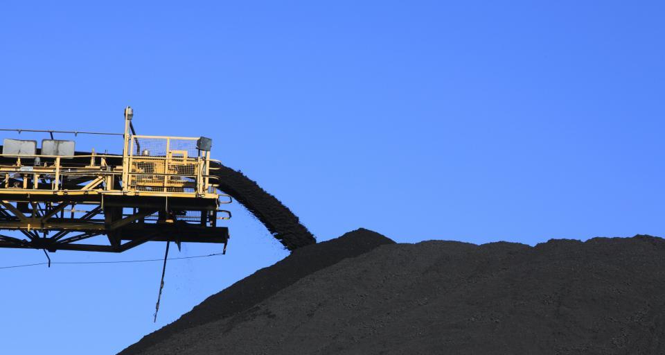 Mieszkańcy Orzesza protestują przeciw planom wydobycia węgla