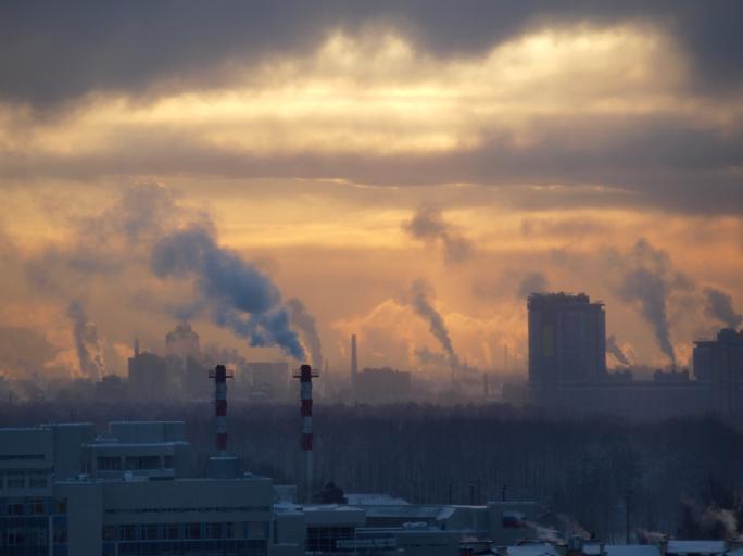 W Krakowie zły stan powietrza