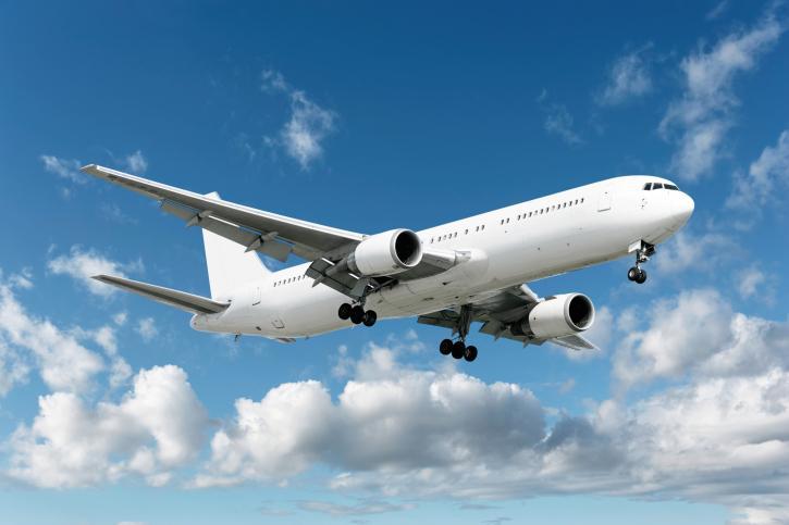 KE proponuje utrzymanie wyjątków w systemie ETS dla lotnictwa