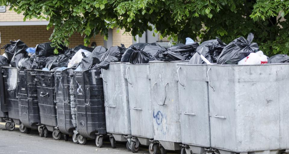 Czy opakowanie po elektronicznym sprzęcie biurowym stanowi odpad komunalny?
