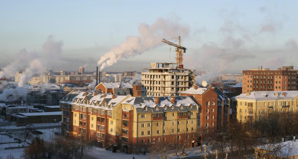 W Tomaszowie Mazowieckim montują sieć sensorów jakości powietrza