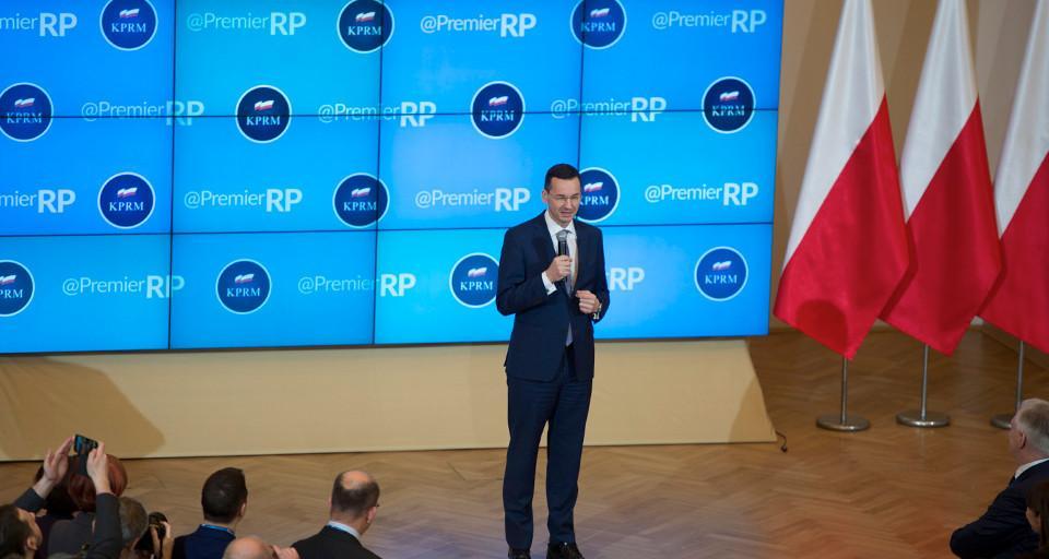 Premier podziękował organizacjom ekologicznym za ich działalność