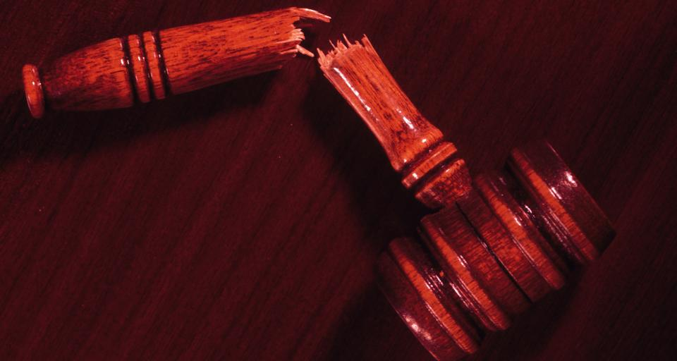 Dyscyplinarki sędziów wciąż niejawne