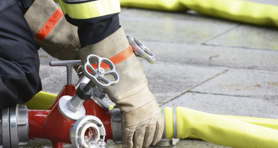 Próba podpalenia kancelarii notarialnej w Gdańsku